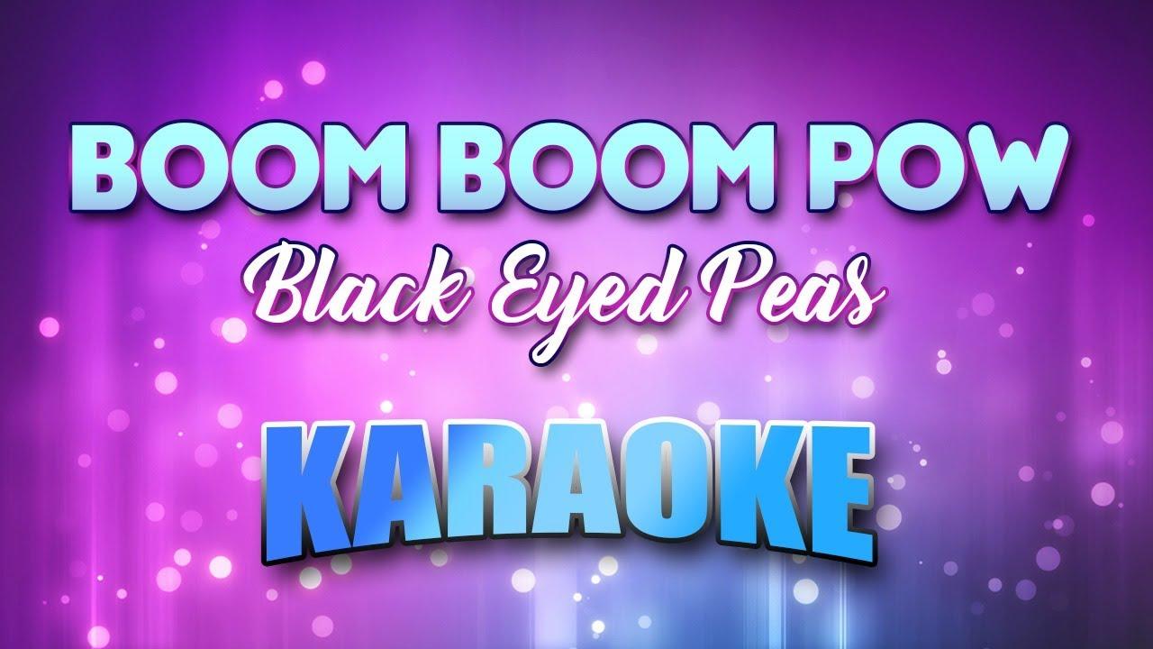Boob boom pow lyrics