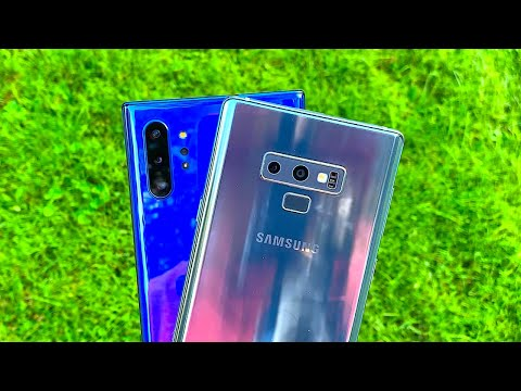 Galaxy Note 10 Plus vs Note 9: Battle of the Notes!