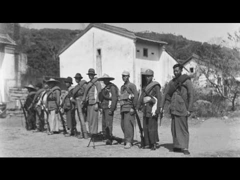 East River Column - Hong Kong guerrillas during World War II