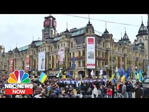 Examining Ukraine's History Of Corruption | NBC News Now