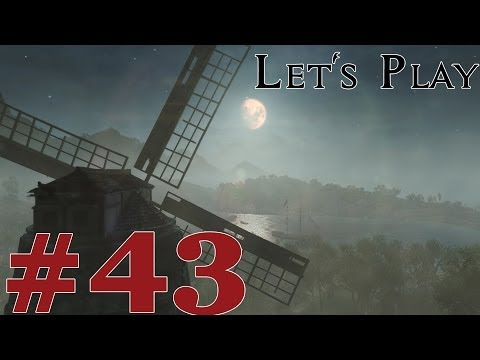 Let's Play Assassin's Creed IV: Black Flag (PS4) Part 43 Unmanned