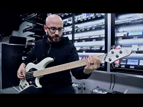 Periphery - Prayer Position (Bass Playthrough)