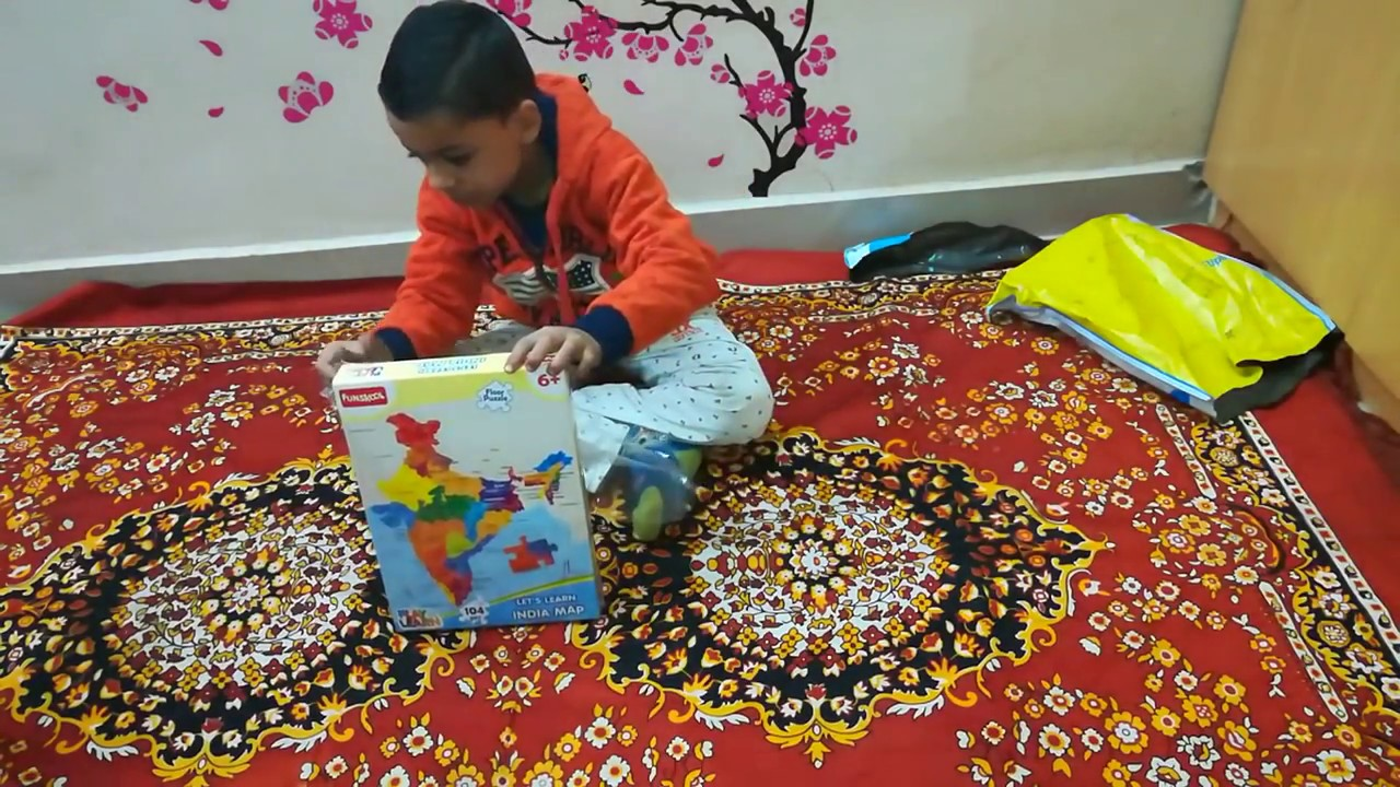 Unboxing of funskool india map puzzles learning game funskool unboxing of funskool india map puzzles learning game funskool india map puzzles learning game gumiabroncs Images