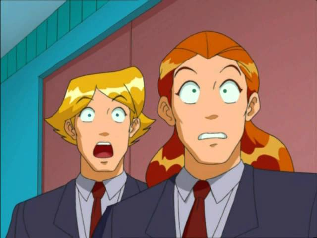 Totally Spies! Seizoen 01 - Aflevering 19 - Game Girls