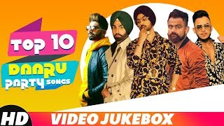 Top 10 Daaru Party Songs|Video Jukebox | Latest Party Songs 2018 | Speed Records