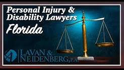 Safety Harbor Workers Compensation Lawyer