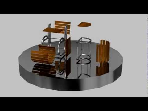 Chair & Desk Design