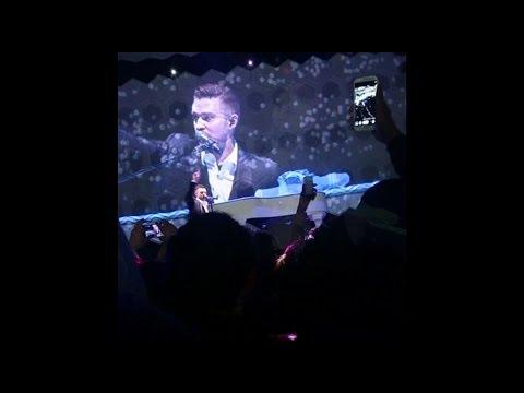 Justin Timberlake - 20/20 Experience Tour concert Live @ Stade de France