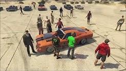 Die BROz [GTA V Online PS4] - Dragrace Tournament XI