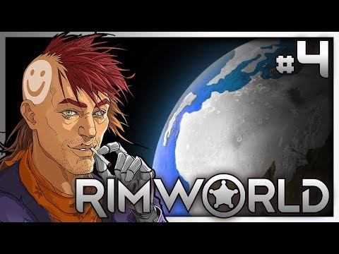 A WANDERER JOINS THE TEAM! - Rimworld: Ice Sheet Challenge - #4