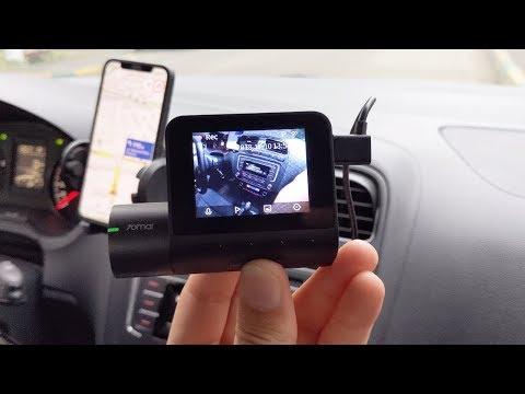 Обзор видеорегистратора 70mai Dash Cam Pro (Sony IMX335, 5MP, Wi-Fi)