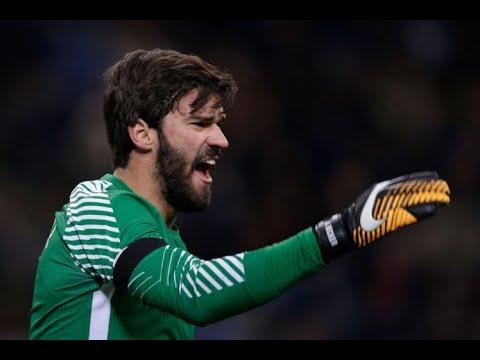 Liverpool transfer news: Roma reject bid for goalkeeper Alisson Becker
