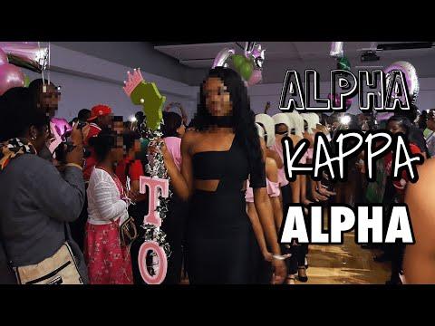 |Vlog No. 12| : Alpha Kappa Alpha PROBATE!