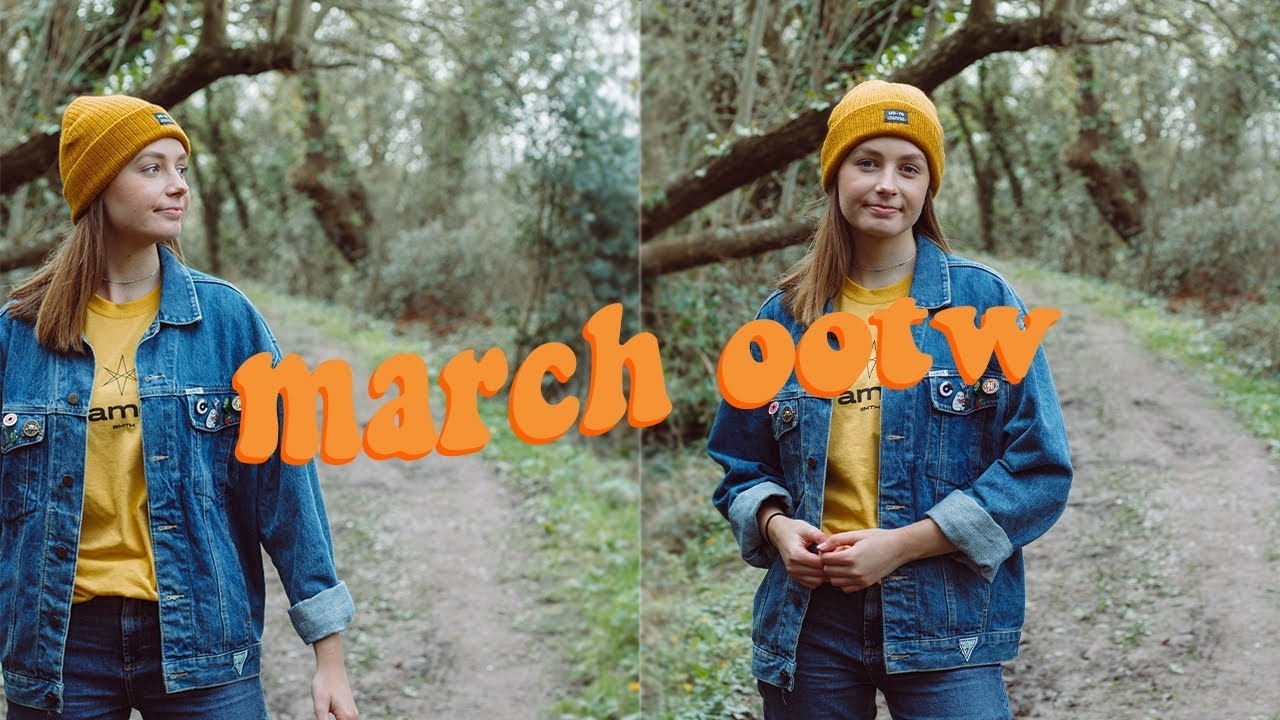 March OOTW | spring outfit ideas 1