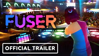 Fuser - Announcement Trailer (From the Makers of Rock Band)