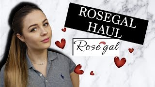 ROSEGAL HAUL ♡