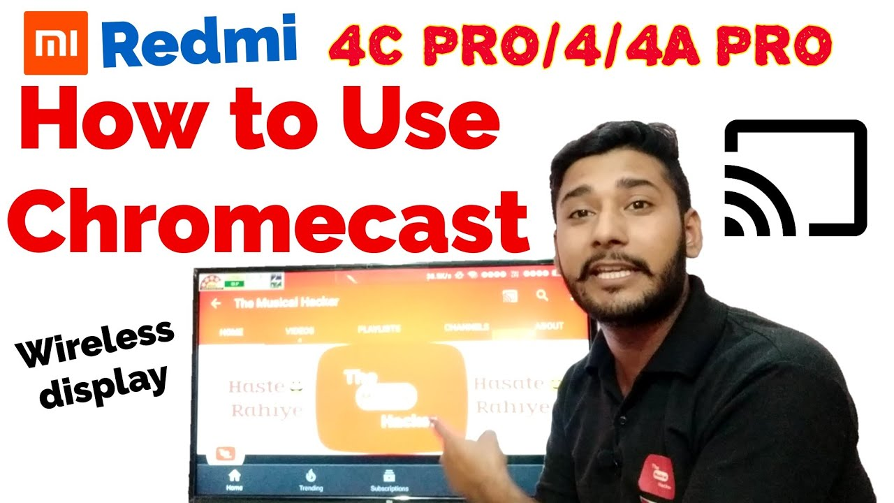 Mi Tv 4C Pro/4 /4A pro Chromecast Connection problem Solution,Wireless  display,broadcast with mobile