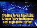 Forex Reversal Strategy for High Odds Entries NZD/JPY NZD/CAD Analysis