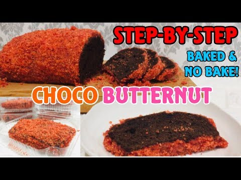 how-to-make-chocolate-butternut-loaf-||-pang-negosyo-||-mommy-icey