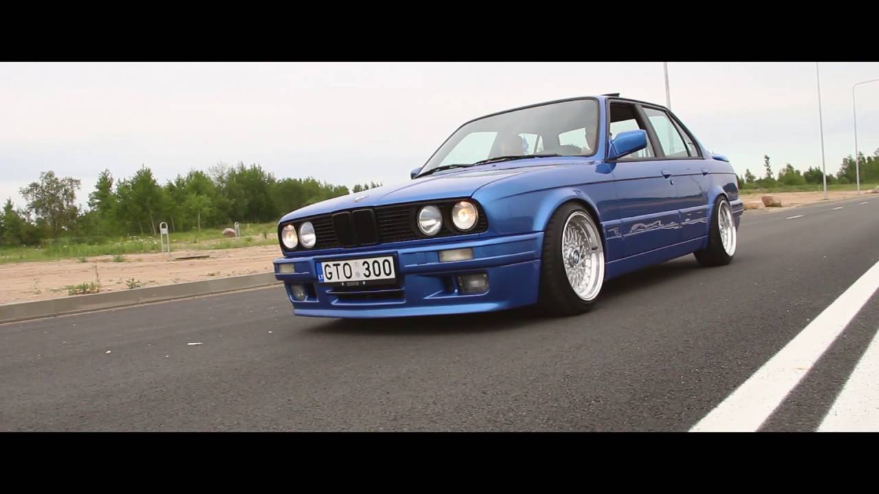 Stanced Bmw E30 Youtube