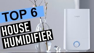 BEST 6: House Humidifier 2018