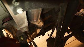 chevy cummins swap part 9 5 inch exhaust tach working led turn signals etc