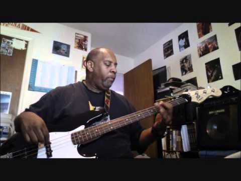 Funkadelic - (Not Just) Knee Deep (Bass Cover)