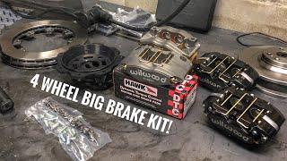 LS Miata Gets a Big Brake Kit!