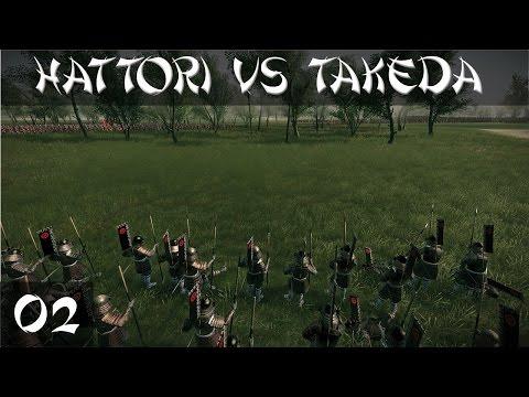 Total War : Shogun II : Hattori VS Takeda |