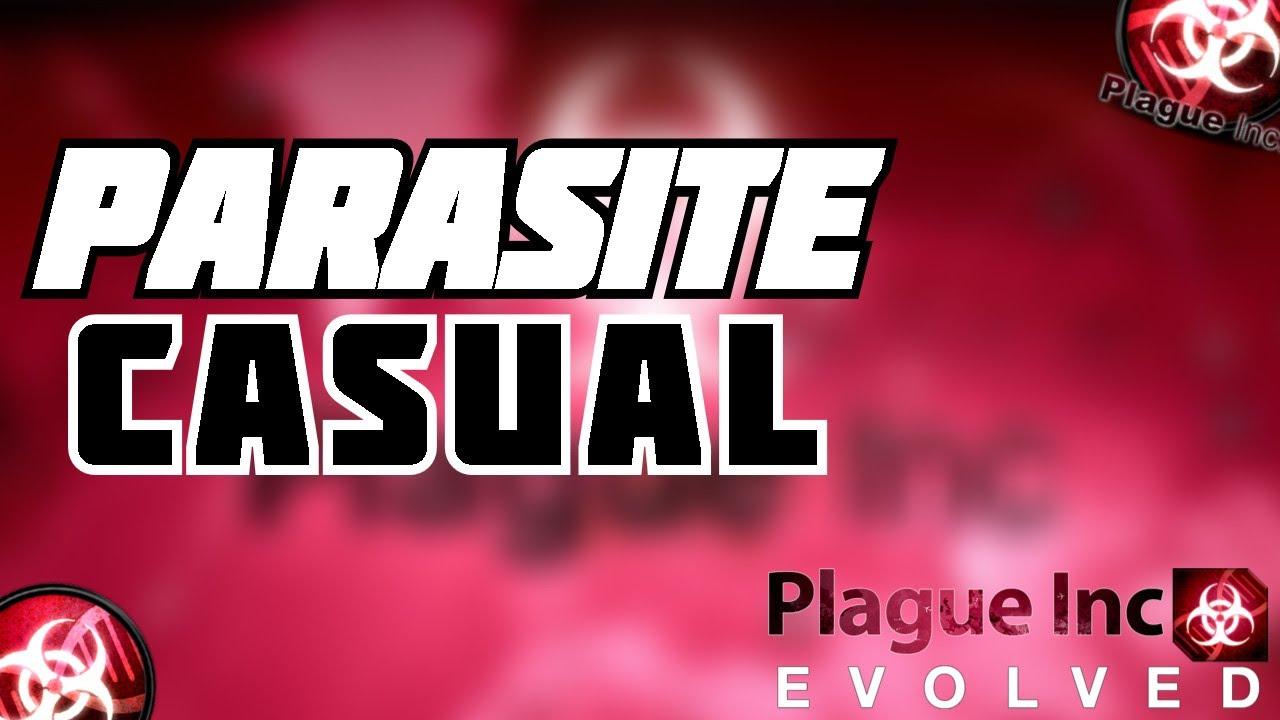 Plague Inc: How To Beat Parasite On Casual!