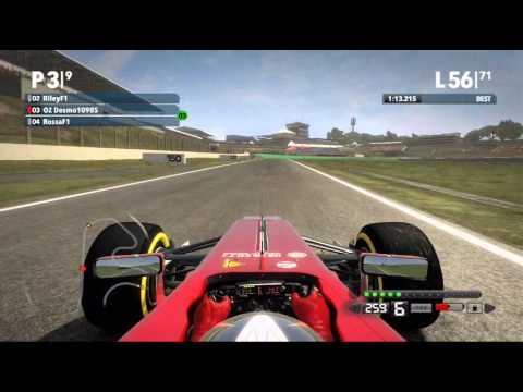 Ultimate F1 Racing 2012 Brazil 100%