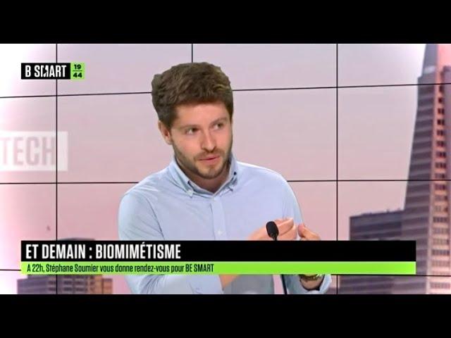 Le biomimétisme et Bioxegy à la télévision !