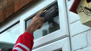 WINDOW CLEANING COMBI TOOL VIDEO