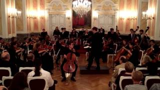 R. Schumann - Cello Concerto in A minor, op.129 - Piero Bonato, OCM live