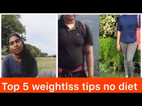 top-5-weight-loss-tips-naturally-|healthy-weight-loss|no-diet-|-no-exercise-|-tips|-|-sms-tamil