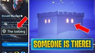 Nuova Stagione 7 Iceberg Castle / Epic Confirms / Account Merge Delay (Fortnite)