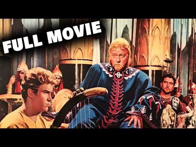 DAVID AND GOLIATH   David e Golia   Orson Welles   Full Length Historical Movie   English