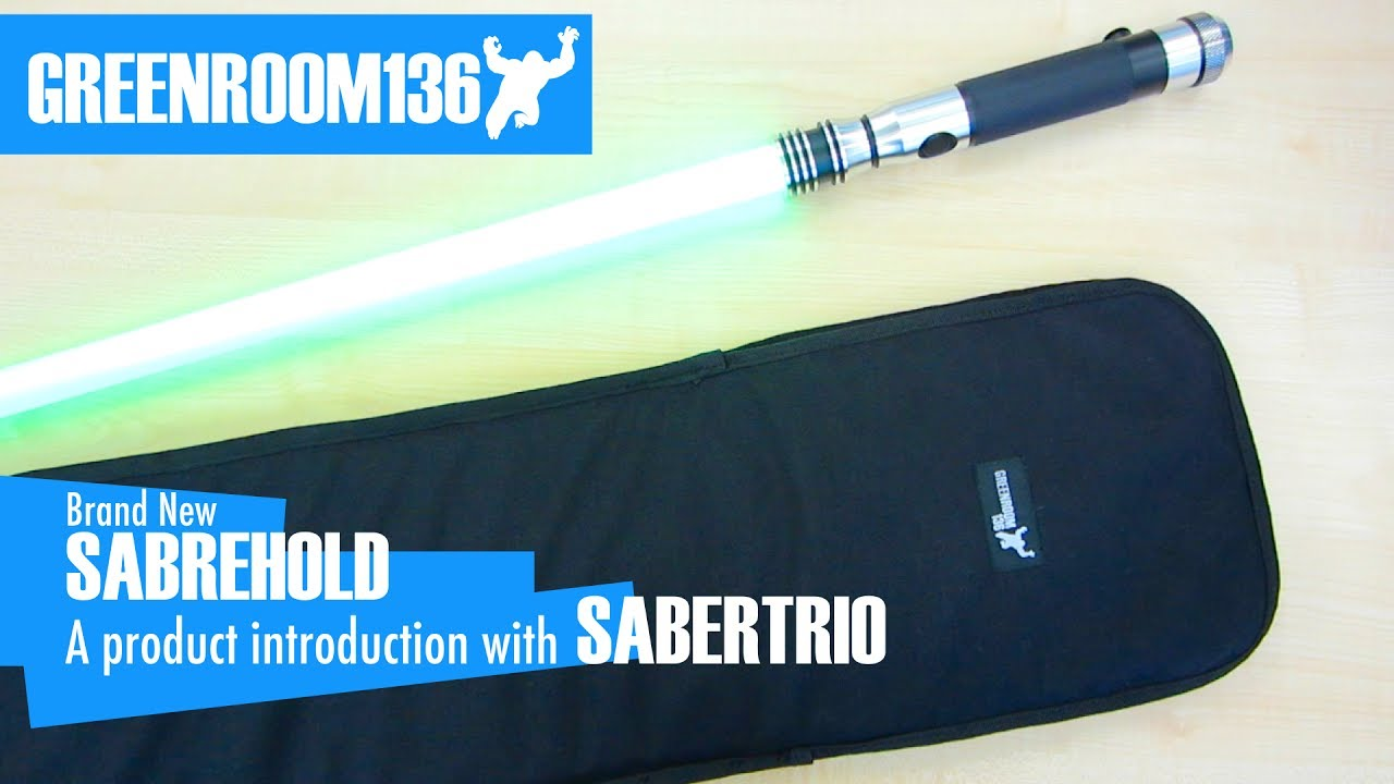 Introducing SabreHold with Sabertrio