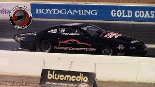 2017 NHRA Toyota Nationals @ LVMS (Part 29 - Pro Stock Car Round 1 Eliminations)