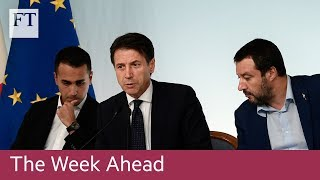 Italy's budget, German GDP data, easyJet's full-year results