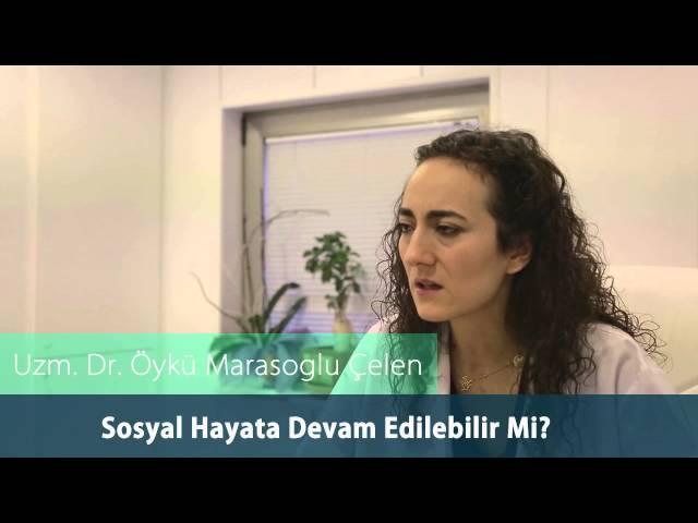 Dr. Öykü Maraşoğlu Çelen - Enzim Peeling  Sosyal Hayata Devam Edilebilir Mi ?