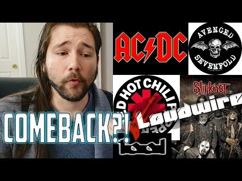 Metal and Rock COMEBACK in 2019?!?!| Mike The Music Snob Reacts Mp3