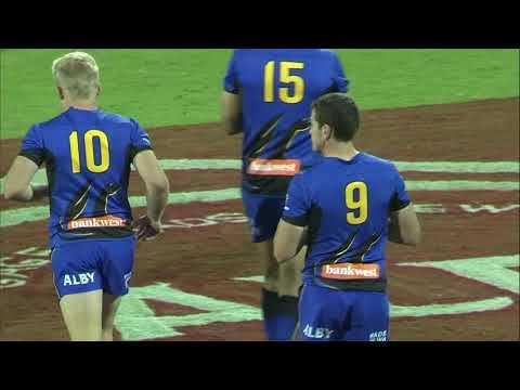 World Series Rugby - Game 1 | Western Force vs Fiji Warriors