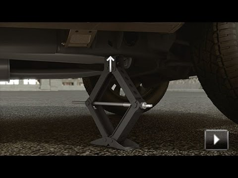 Proper Jacking/Hoisting with Power-Deployable Running Boards I Lincoln How-to Video
