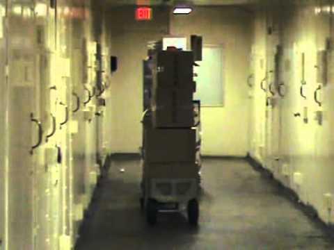 Commissary Cart