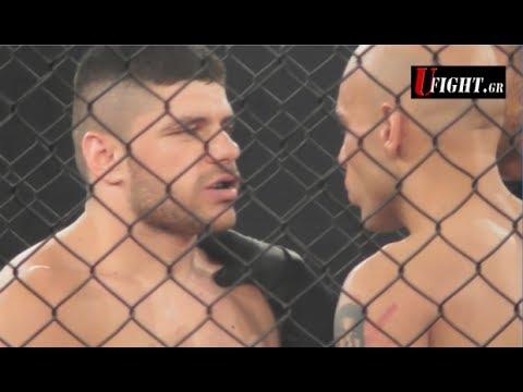 Florian Marku vs Σταμάτης Μπιτάκος (όλος ο αγώνας) | ufight.gr