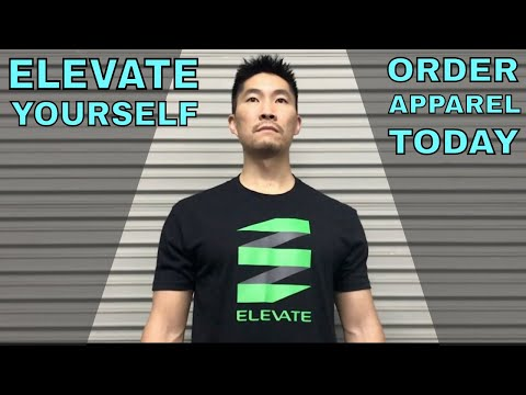 Elevate Yourself Apparel - Athletic Tees (sports Clothing)