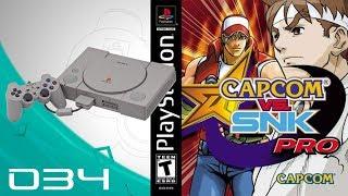Capcom vs. SNK Pro [034] PS1/PSX Longplay/Walkthrough/Playthrough (FULL GAME)