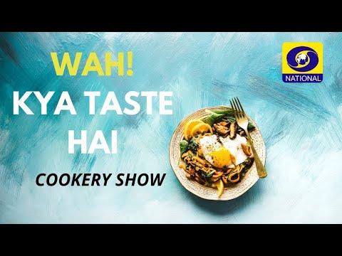 Wah Kya Taste Hai |Season 2 |Ep # 05 | Korean Cuisine | Korean Food | Charles Thomson