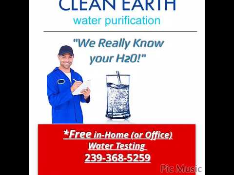 Sulfur Water Treatment Cape Coral Fl Clean Earth Water Purification